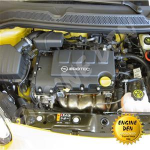 OPEL 2.2L 8V C22NE USED ENGINE