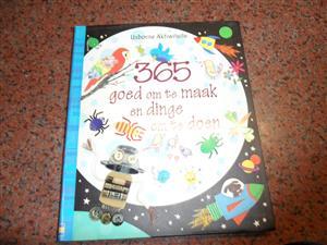 BOEK: 365 GOED TE MAAK EN DINGE OM TE DOEN
