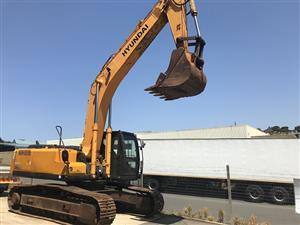 Hyundai 305LC-7 Excavator