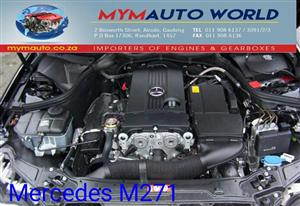 Complete MERCEDES ENGINES ON SALE THIS WEEK AT MYM AUTOWORLD
