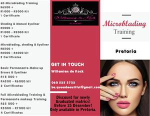 Microblading & Permanante makeup training   Junk Mail