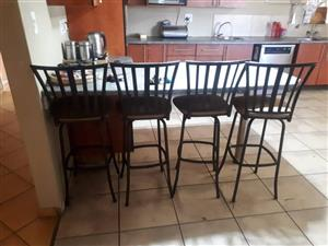 High kitchen chairs for sale