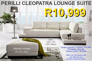 PERILLI CLEOPATRA Corner Lounge Suite