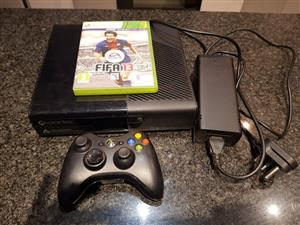 Selling an Xbox 360 with 1 game and 1 controller