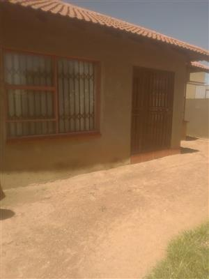 Spacious Alone standing house is for SALE in Evaton
