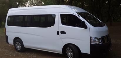 2015 Nissan NV350 panel van 2.5i