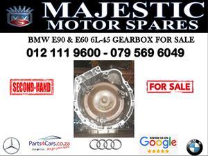 Bmw E90 E60 6L45 gearbox for sale