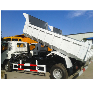 Tipper for hire with the driver/Bakkie