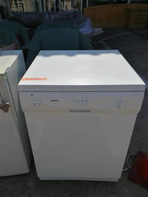 Bosch dishwasher.