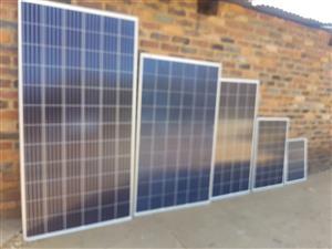330W solar panels