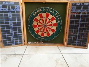 Camel hair dartboard for sale