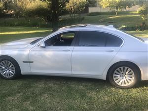 2011 BMW 7 Series 730d
