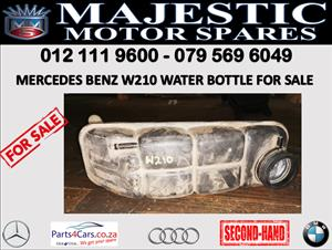 Mercedes benz W210 water bottle for sale
