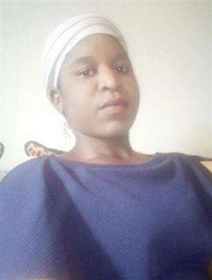Mature and hard working Maid,nanny,cleaner with refs from Zim needs stay in work