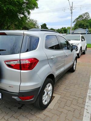 2015 Ford EcoSport ECOSPORT 1.5TDCi AMBIENTE