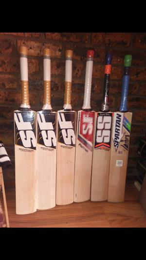 Cricket bats- SF