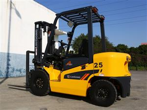 LIUGONG CPCD25 - 2,5 TON DIESEL FORKLIFT