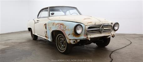 Looking for Borgward Isabella Coupe