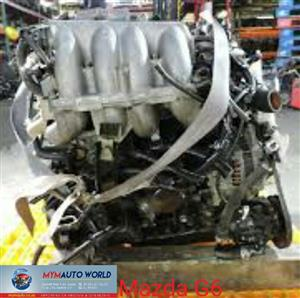 Imported used MAZDA B2600/MPV 2.6L, G6 engine Complete