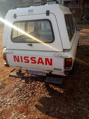 2002 Nissan 1400 Heritage Edition