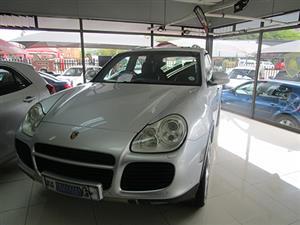 2003 Porsche CAYENNE Cayenne
