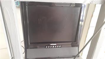15 inch Telefunken tv (nie remote)