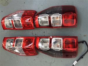 Ford Ranger lights