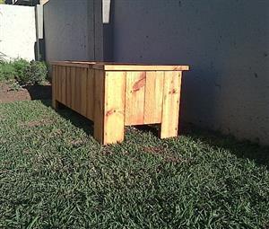 Planter box Shenaz series 1280 Treated