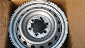 Ford Ranger T6 Steel Rims