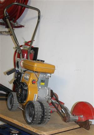 Robin EY15-3D petrol lawnmower S031020A #Rosettenvillepawnshop