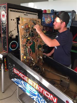 Pinball Machine Services
