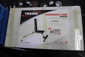 Trojan Dumbell 200 Bench