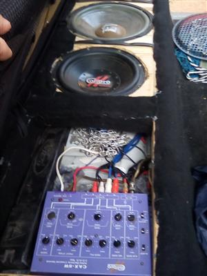 VEHICLE SOUND EQUIPMENT