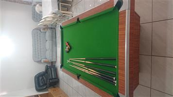 Pool Table in immaculate condition