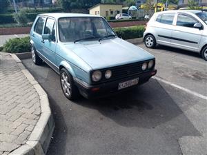 1998 VW Golf R