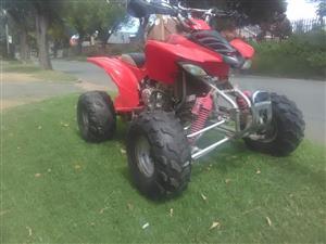 2014 Sam ATV 250cc Quad Sporty