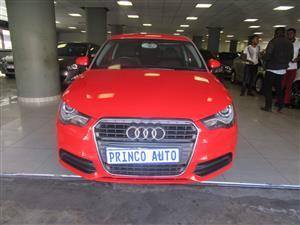 2012 Audi A1 1.2T S