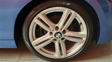 Run flats rims & tyres for sale