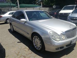 E500 In Mercedes Benz In South Africa Junk Mail