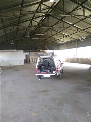 700m2 factory to let in Cleveland complex
