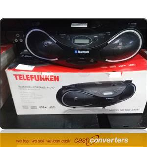 Telefunken Radio With Bluetooth