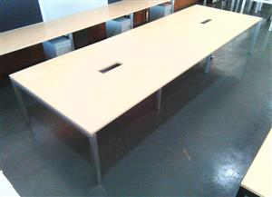 14 Seater meeting table