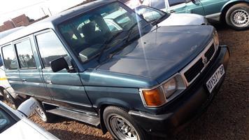1996 Toyota Venture