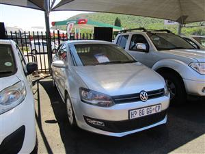 2010 VW Polo Vivo sedan 1.6 Trendline