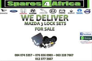 MAZDA 3 LOCK SETS FOR SALE