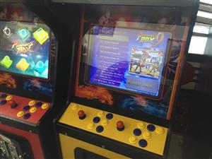 Retro Arcade Games, Video Games, Old School Games