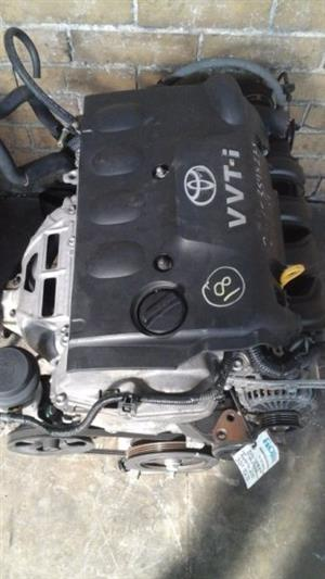 TOYOTA 2NZ ENGINE FOR SALE