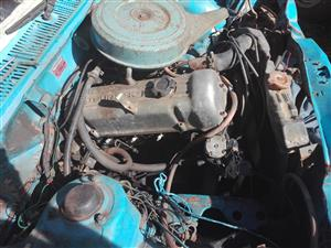 We are selling a datsun sss motor and diff as the vehicle has been in a accident we are stripping for spares