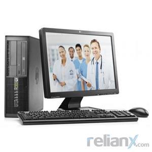 "HP 6300 Elite Pro - Intel Core i3 3.1Ghz / 4GB Memory / 500GB HDD / 19"" LCD / Desktop"