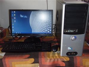 Computer Complete - Pentium dual core